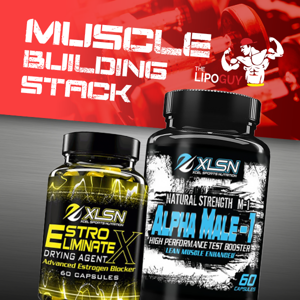 Hardcore muscle building stack phrase