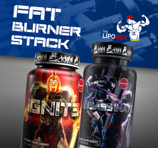 Olympus Labs Ignit3 Assass1nate fat burner thelipoguy