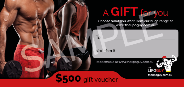 THELIPOGUY $500 Gift Card