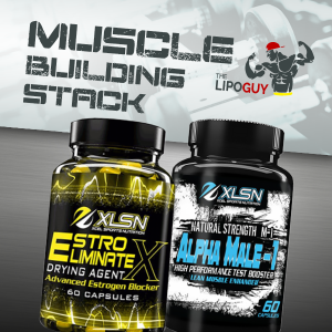 Alpha X Muscle Stack