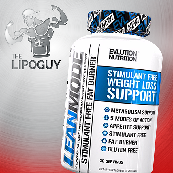 EVL Nutrition LeanMode thelipoguy