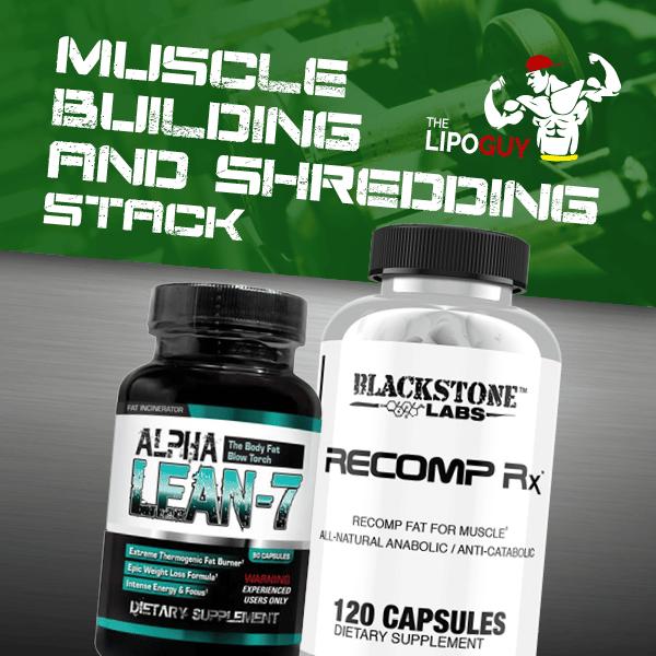 Alpha Lean-7 & Recomp Rx