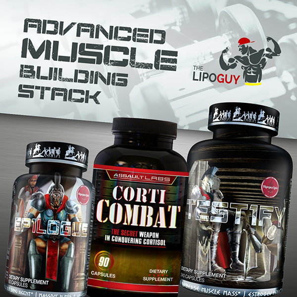 Test1fy & Corti Combat Stack with Ep1logue
