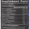 enhanced labs blue ox ingredients