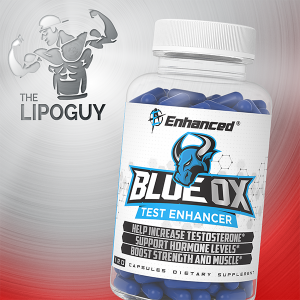 enhanced athlete blue ox