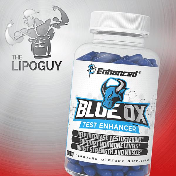 enhanced athlete blue ox