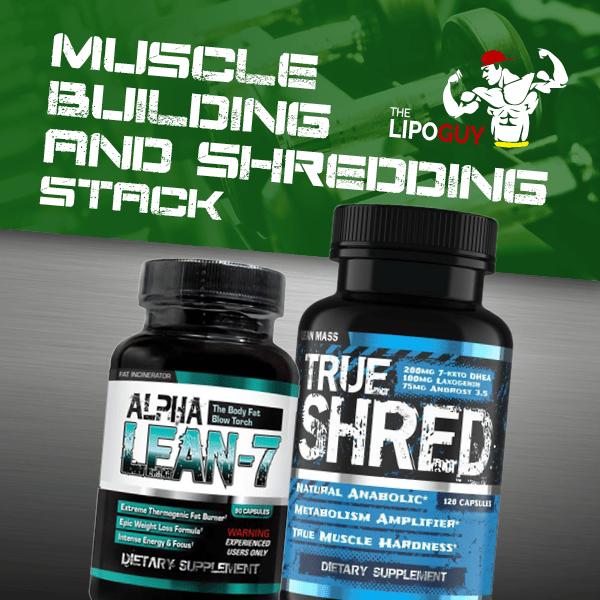 True Shred & AL-7 Stack