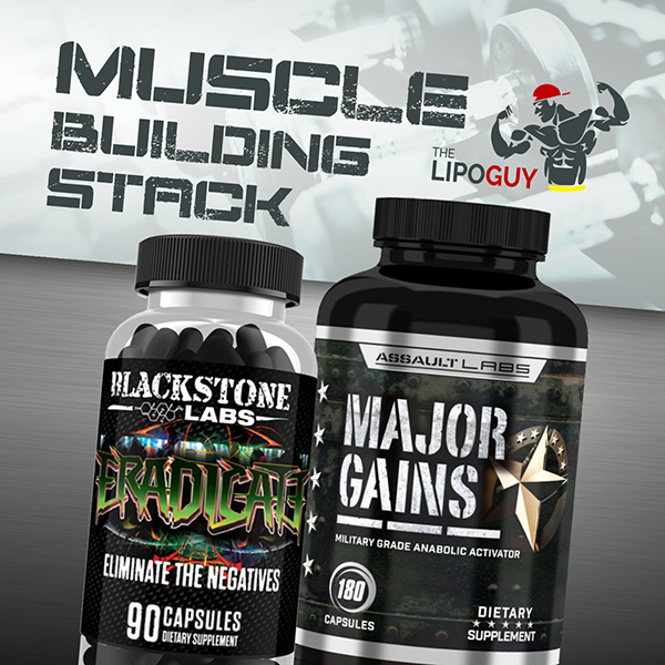 Major Gains & Eradicate