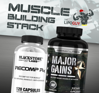Major Gains & Recomp RX, THELIPOGUY