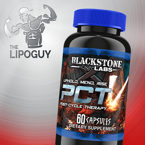 Blackstone Labs PCT-V Post Cycle Therapy