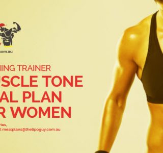 Muscle Toning Meal Plan For Women