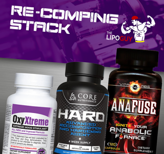 Anafuse & Core HARD Stack with Oxy Xtreme