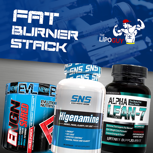 ENGN Shred with Alpha Lean-7 & SNS Higenamine