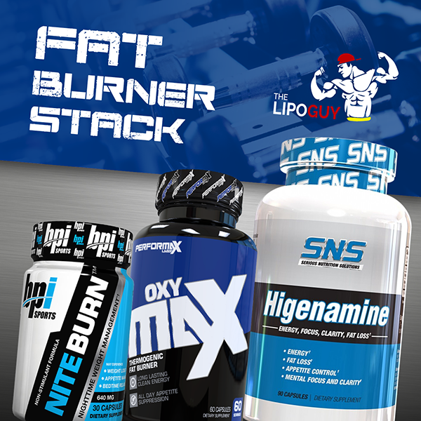 OxyMax & Nite-Burn with SNS Higenamine