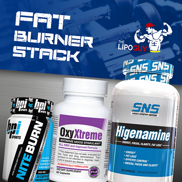 Oxy Xtreme & Nite-Burn with SNS Higenamine