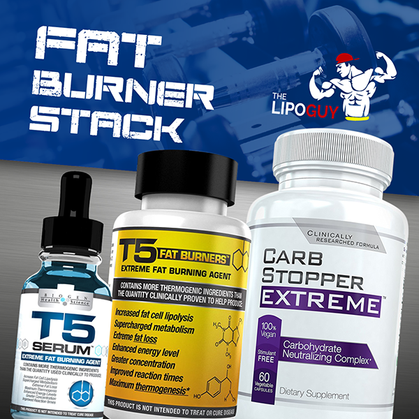 T5 Shredding Stack with Carb Stopper Extreme