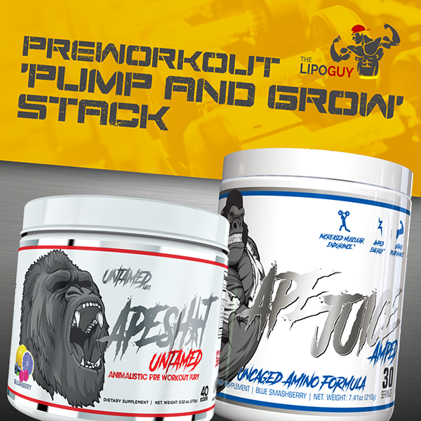 Untamed-Labs-Ape-Sh*t-Ape-Juice-Amped-Preworkout-pump-energy-thelipoguy