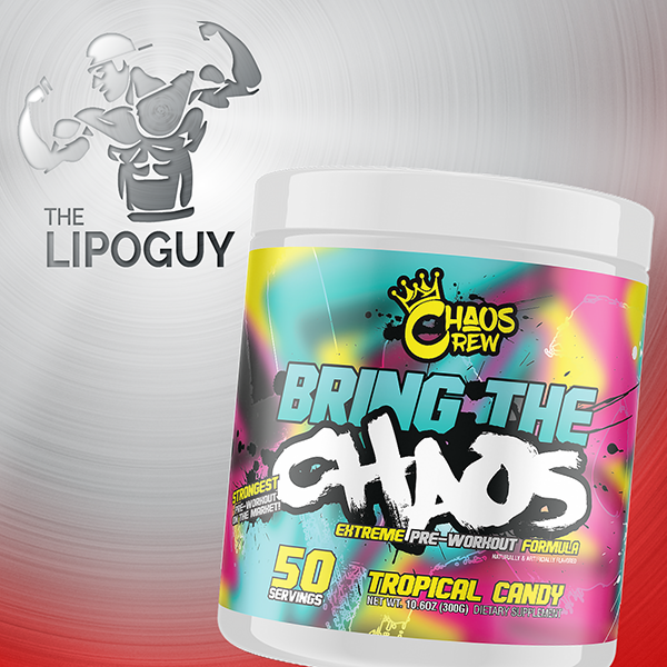 Bring The Chaos Preworkout