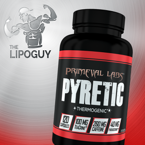 Primeval Labs Pyretic Black Thermogenic