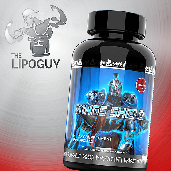 Olympus Labs K1ngs Shield thelipoguy