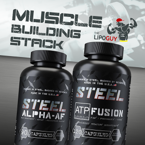 Steel Supplements Alpha AF and ATP Fusion