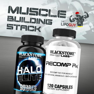 Blackstone Labs Halo Elite and Recomp Rx