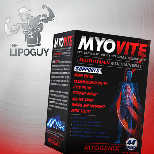 Myovite by Myogenix multivitamin thelipoguy