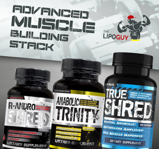 Anabolic Shred Stack