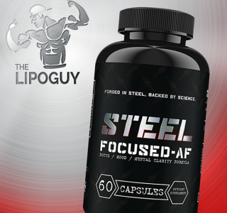 Steel Supplements Focused AF Thelipoguy