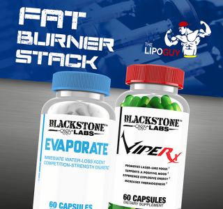 Blackstone Labs Shred and Deplete Stack