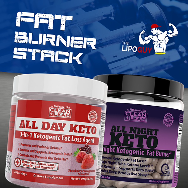 All Day Keto All Night Keto thelipoguy