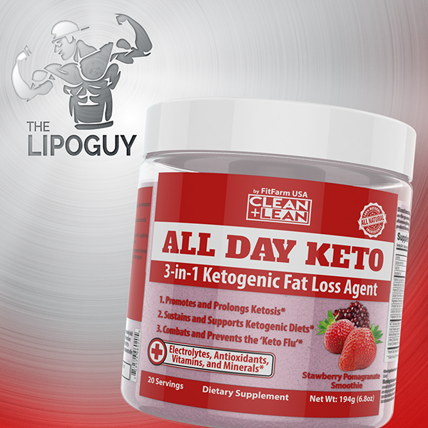 All Day Keto 3-IN-1