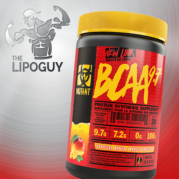 mutant nation bcaa 9.7 recovery muscle