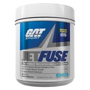 GAT Sport Jetfuse preworkout