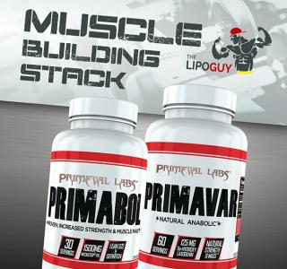 Primeval Labs Primabol Primavar thelipoguy