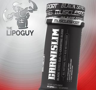 MuscleSport Carnislim L-Carnitine Tartrate weight loss stim free thelipoguy