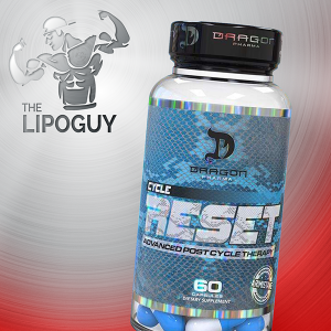 Dragon Pharma Cycle Reset PCT Post Cycle Therapy thelipoguy