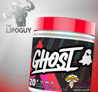 Ghost_Pump nitric oxide formula