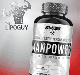 Axe and Sledge Man Power Testosterone Booster