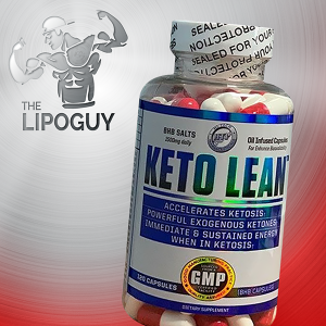 Keto Lean™ By Hi-Tech Pharmaceuticals, 120 Caps
