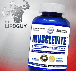High Tech Pharma Musclevite multivitamin support thelipoguy