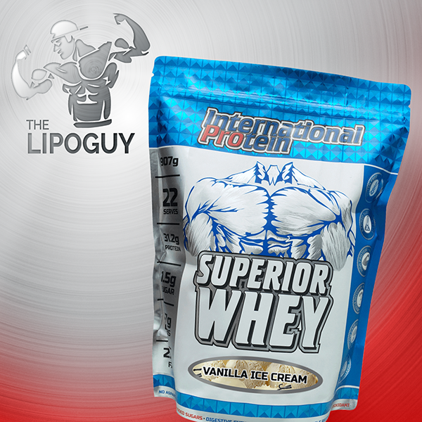 International Protein Superior whey protein thelipoguy