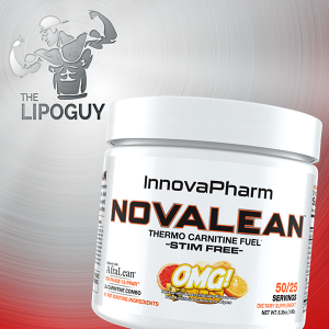 Innovapharm Novalean weight loss carnitine thelipoguy