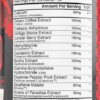 axe and sledge fyred ingredients fat burner