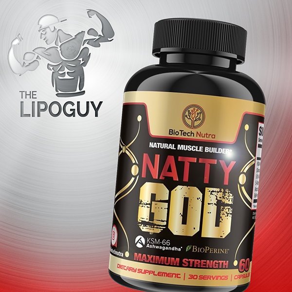 Biotech Nutra Natty God Test booster natural test