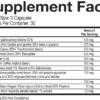 NeuroBeast ingredients