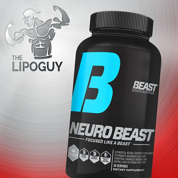 Beast Sports Neuro Beast Nootropic thelipoguy