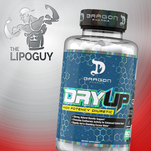 DryUp Dragon Pharma Diuretic thelipoguy