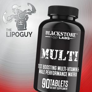 Blackstone Labs Multi thelipoguy multivitamin
