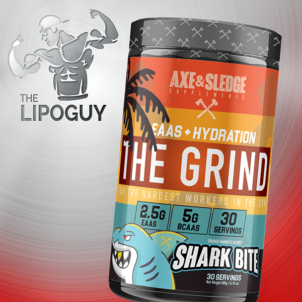 Axe & Sledge The Grind EAA BCAA thelipoguy